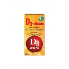D3-vitamin Forte ( D-vitamin rágótabletta ) - 60db