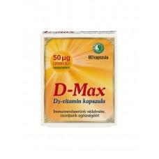 D-Max kapszula - 80db