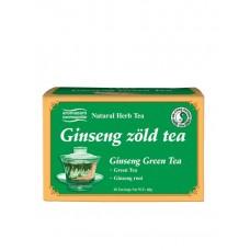 Ginseng zöld tea -20 db