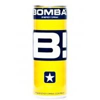 Bomba energiaital fémdoboz 0,25l