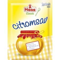 Haas Citromsav 15g