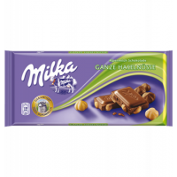 Milka 100g Egészmogyorós