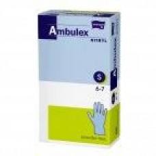 Ambulex nitril gumikesztyű 100db púdermentes S-es