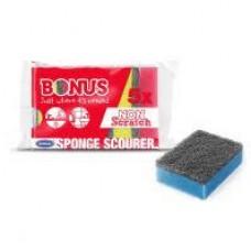 Bonus dörzsis mosogató szivacs 5db