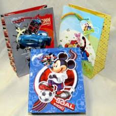 Dísztasak Disney III. 265x330x135mm