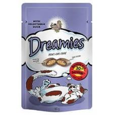 Dreamies jutalomfalat macskáknak 60g Kacsa