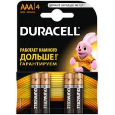 Duracell Basic Mikro 4db AAA