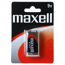 Maxell 6F22 féltartós 9V elem