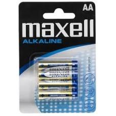 Maxell LR6x4 alkáli ceruza elem