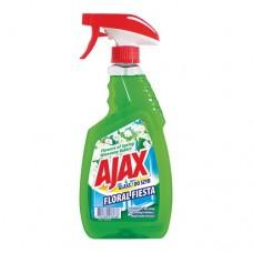 Ajax ablaktisztító szórófejes 500ml Floral fiesta zöld