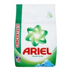 Ariel Ultra kompakt mosópor 1,5kg color 20 mosásos