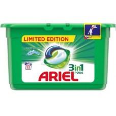Ariel mosógél kapszula 3in1 11db Mountain Spring