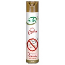 Attis légrissítő aerosol 3in1 300ml Anti-Tobacco