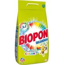 Biopon takarékos kompakt mosópor 4,2kg Normál 60mosásos