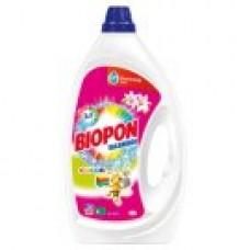 Biopon takarékos mosógél 50 mosásos color Lily (3,3l)