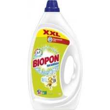 Biopon takarékos mosógél 70 mosásos Color (4,62l)