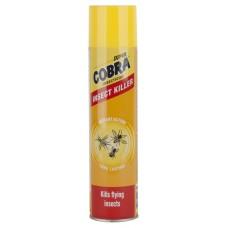 Cobra repülőrovar irtó aerozol 400ml sárga