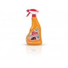 Dix professional Műanyag, fuga és kerámia tisztító spray 500ml
