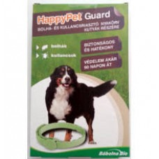 HAPPY PET Guard bolha és kullancsriasztó nyakörv kutya