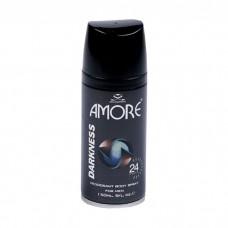 Amore deo spray 150ml férfi Darkness
