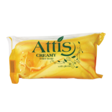 Attis szappan 15g Creamy