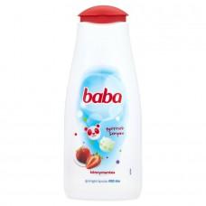 Baba hajsampon 400ml / Könnymentes / eperkivonattal