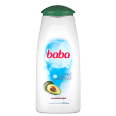 Baba hajsampon 400ml / Sérült száraz hajra, avokádóolajjal