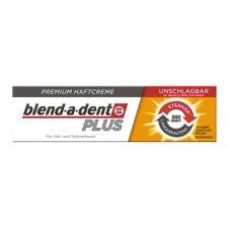 Blend-a-dent protézisrögzítő 40g Plus Duo Power