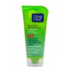Clean & Clear Shine Control bőrradír 150ml