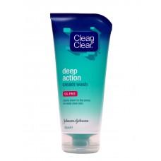 Clean & Clear mélytisztító arclemosó 150ml