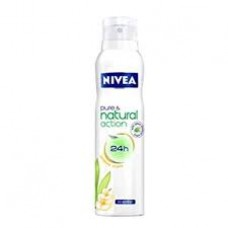 Nivea deo spray 150ml / Pure&Natural Jasmine (Fresh Pure)