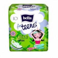 Bella for teens egészségügyi betét relax 10db