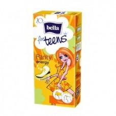 Bella for teens tisztasági betét energy 20db