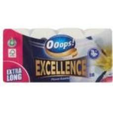 Ooops! Excellence Wc papír 3rtg. 8 tekercses (150lap)