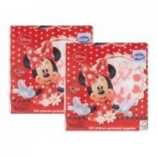 Ooops! Minnie Mouse szalvéta 80db 30X30cm