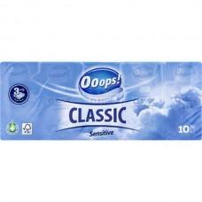 Ooops! papírzsebkendő 10X10db Sensitive