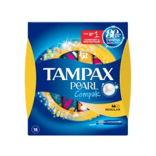 Tampax tampon Compak Pearl Regular 8
